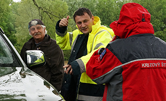 Hejtman Libereckého kraje je předsedou povodňové komise kraje